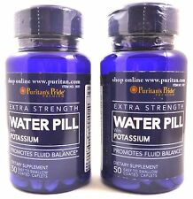 2X Extra Strength Water Pill 100 Tablets Weight Loss Diet Aid