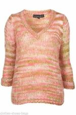 TopShop V Neck Long Sleeve Medium Women's Jumpers & Cardigans