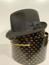 New listing Vintage Fedora 7 1/8 by Roland Your Hatter