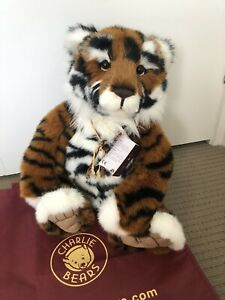 Charlie Bears Konig the Tiger