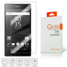 Nacodex HD Tempered Glass Screen Protector For Sony Xperia Z5 Premium (5.5 inch)
