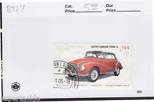 2003 Germany B927 Θ VF used Auto Union 1000 s automobile stamp
