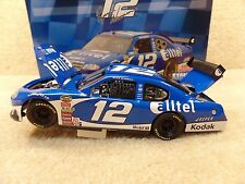 New 2007 Milestone 1:24 Sheet Metal NASCAR Ryan Newman Alltel Dodge Avenger #12