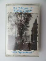 Art Johnson Joanne Grauer Time Remembered (Cassette)