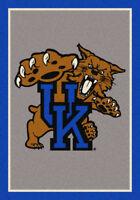 """5x8 Milliken Kentucky Wildcats 74234 NCAA Spirit Area Rug - Approx 5'4""""x7'8"""""""