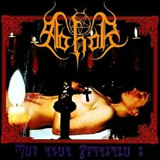 ABHOR-Ritualia Stramonium-CD Black Metal 2015