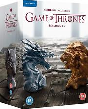 Game of Thrones - Seasons 1 - 7 Collection (Blu-ray, 30 Discs, Region Free) NEW