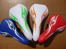 Road Bike Saddle Seat Fixie Racing MTB Tribal Pattern Coloured NEW