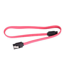 40cm Serial ATA SATA 3 RAID Data HDD Hard Drive Disk Signal Cables Red TSCA