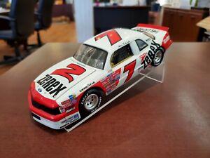 1987 Alan Kulwicki #7 Zerex Thunderbird CWB 1:24 Diecast Action Historic No Box
