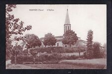 81 - SERVIES - L'église - Collection Péchien