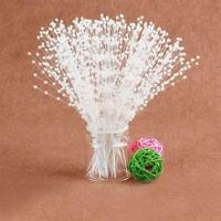 100pcs Bridal Pearl Spray Beads Wedding Bouquet decoration Diy Crafts Supply
