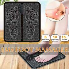 Electric EMS Foot Massager TENS massage Acupuncture Feet Muscle Stimulator
