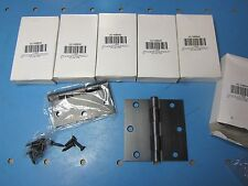 """Free Ship, 12 Count Lot, 3-1/2"""" Square Butt Hinges, Full Mortise, Antique Bronze"""