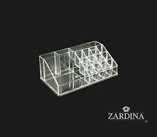 Acrilico Trasparente Make Up Organizzatore Stoccaggio Casella (A3)