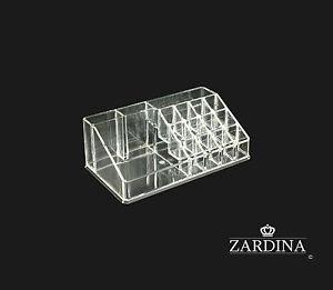 Clear Acrylic Make Up Organiser Storage Box (A3)