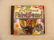 Extreme Paint Brawl 2 (PC, 1999, HeadGames)