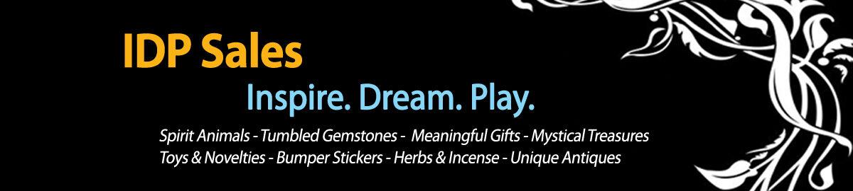 IDP Sales ~ Inspire. Dream. Play.