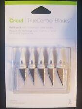 Cricut True Control Blades Refill 5 Pack. 2004845. NEW