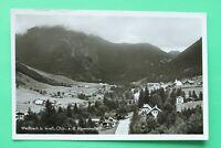 OBB 8) Bayern AK Weißbach Inzell 1930-40er Alpenstraße Gebäude Häuser Kirche
