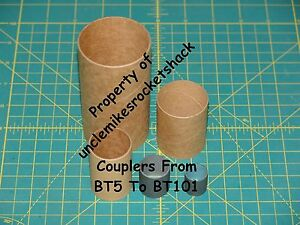 Body Tube Couplers BT-5 Pack Of 10
