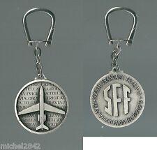 Porte clé Frigeavia Teleavia Giravia aviation avion SFF aircraft aéronautique
