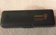 Hohner Super Chromonica 270 Harmonica In G.