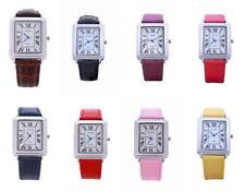 Relojes de pulsera unisex de plata