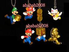 Takara Tomy Super Mario Bros 2 Nintendo keychain figure gashapon (full set 6 pcs