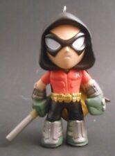 Custom Ornament Made From Funko Mini Mystery Batman Arkham Asylum Series Robin
