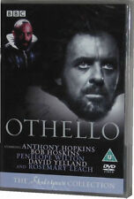 Othello BBC Shakespeare Collection DVD - New Sealed