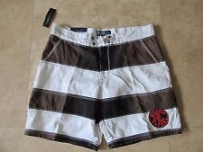 Mens size 38 NEW Polo by Ralph Lauren board shorts, beach