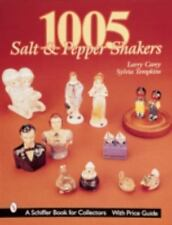 1005 Salt & Pepper Shakers - famous people, company characters
