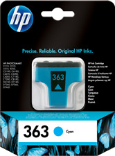 HP C8771EE HP 363 CARTUCCIA ORIGINALE CYAN BLU PHOTOSMART 3110/3210/3310
