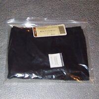 Longaberger Black ROW YOUR BOAT Basket Liner ~ Brand New in Original Bag!