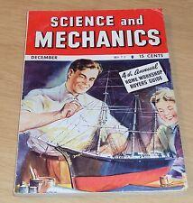 "December 1940 Magazine~""Science and Mechanics""~Articles/ Ads/Photos~"