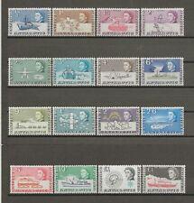 BRITISH ANTARCTIC TERRITORY 1963-69 SG 1/15A MNH Cat £250