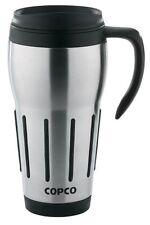 NEW! Thermal Travel Mug Coffee Cup 24Oz Stainless Steel Mugs Free Ship