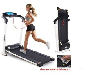 TAPIS ROULANT ELETTRICO IN OFFERTA 10KM /H  AUTO ULTRA COMPATTO BY KOOLOOK !!!