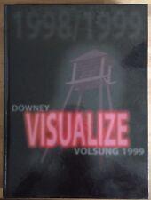 Downey High School 1999 Yearbook