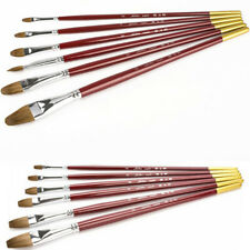 12pcs Artist Paint Brush Set for Oil,Acrylic,Watercolor,Gouache Art Craft Brush