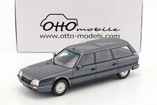 Citroen cx 25 TRD turbo 2 año de construcción 1991 meteorgrau 1:18 Otto Mobile