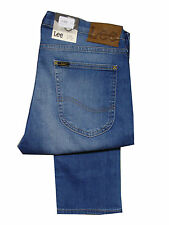 Lee Jeans Luke Slim Fit Modern Tapered W 28 29 30 31 32 33 34 36 38 L719doam Blue Steam W 32 L 32