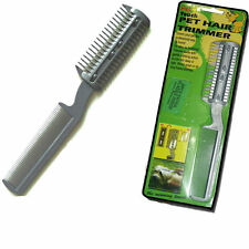 Pet Hair Trimmer Grooming Comb - Groom Your Pet The Professional Way(HT800)