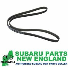 Genuine OEM Subaru Serpentine Belt 809221140
