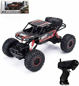 High Speed RC Car Off Road 4WD Monster 2.4G Remote Control Truck Power Crawler