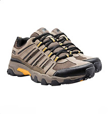 Fila Men's Day hiker Trail Running Athletic Shoes Brown/Black/Gold SIZE 8-13