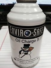 Enviro-Safe Refrigerant R134a R12 R22 Oil Charge 3oz Can Envirosafe Gas