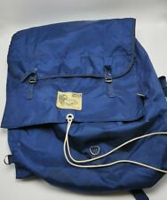 Vintage Backpack - World Famous Navy Blue Yucca Pack No. 785 Made In Japan