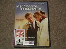 LAST CHANCE HARVEY (DVD, Movie, Drama, Comedy, 2009, Widescreen, PG-13)